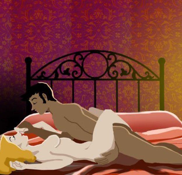 posturas sexuales kama sutra