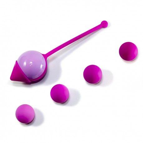 Cómo trabajar el Suelo Pélvico – Pelvic Balls